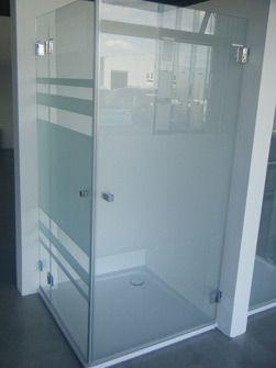 duschabtrennungen duschkabinen optitherm sander. Black Bedroom Furniture Sets. Home Design Ideas